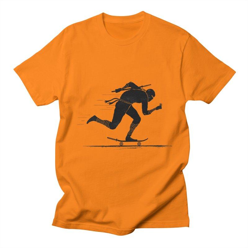 NINJA SKATER Women's Unisex T-Shirt by RL76