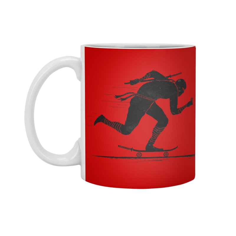 NINJA SKATER Accessories Mug by RL76