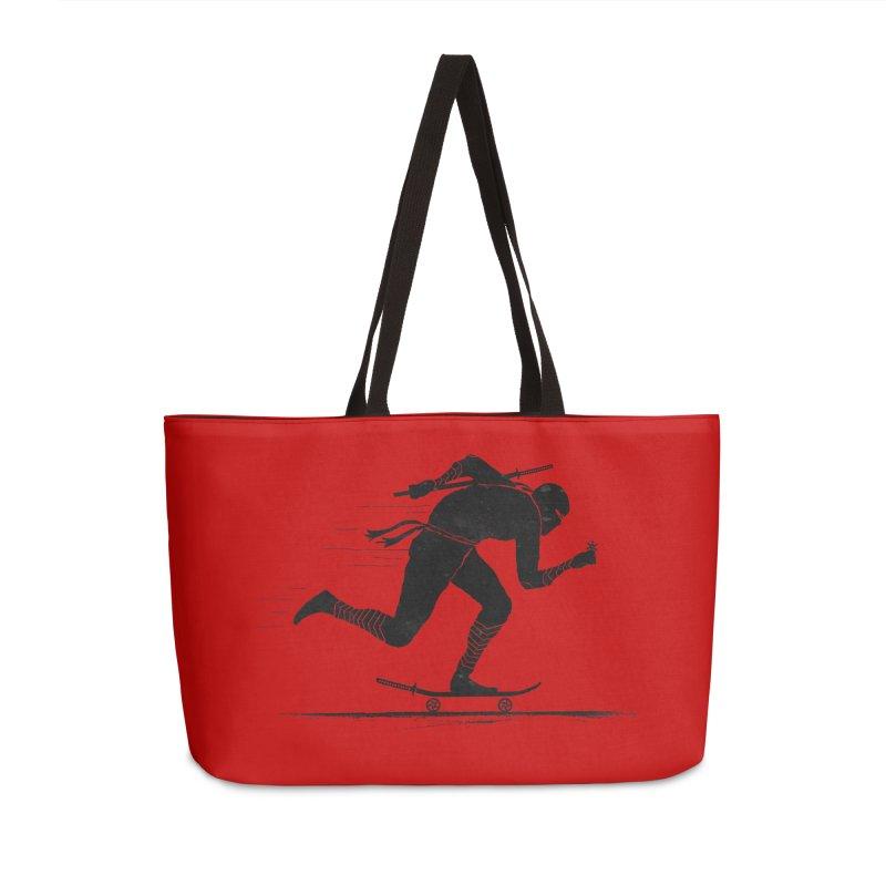 NINJA SKATER Accessories Weekender Bag Bag by RL76