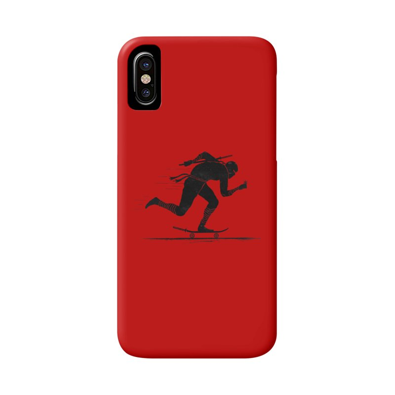 NINJA SKATER Accessories Phone Case by RL76