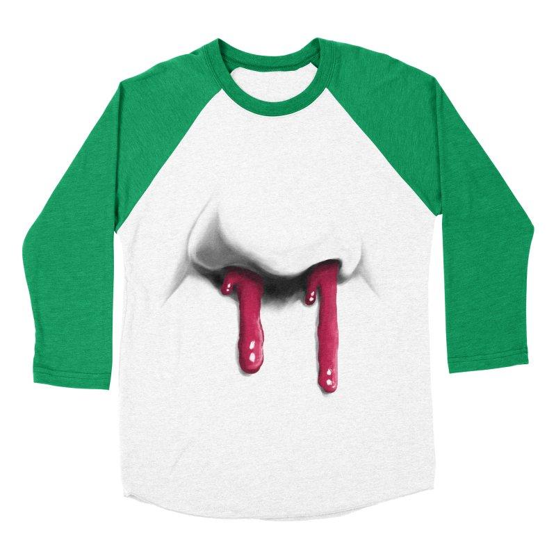 11 Men's Baseball Triblend Longsleeve T-Shirt by RL76
