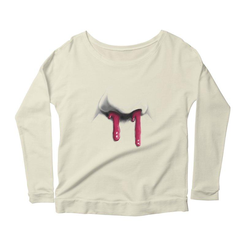 11 Women's Scoop Neck Longsleeve T-Shirt by RL76