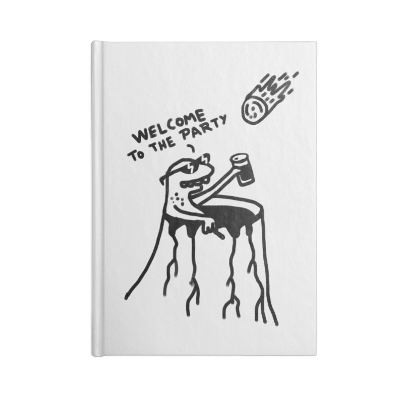 Welcome to the party Accessories Notebook by RL76