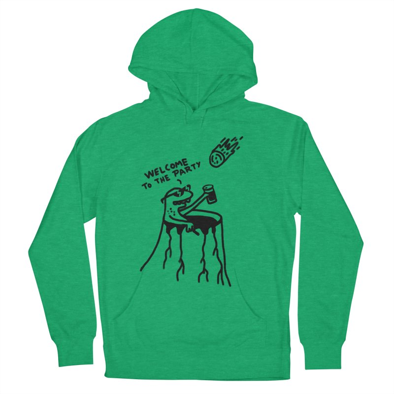 Welcome to the party Men's Pullover Hoody by RL76