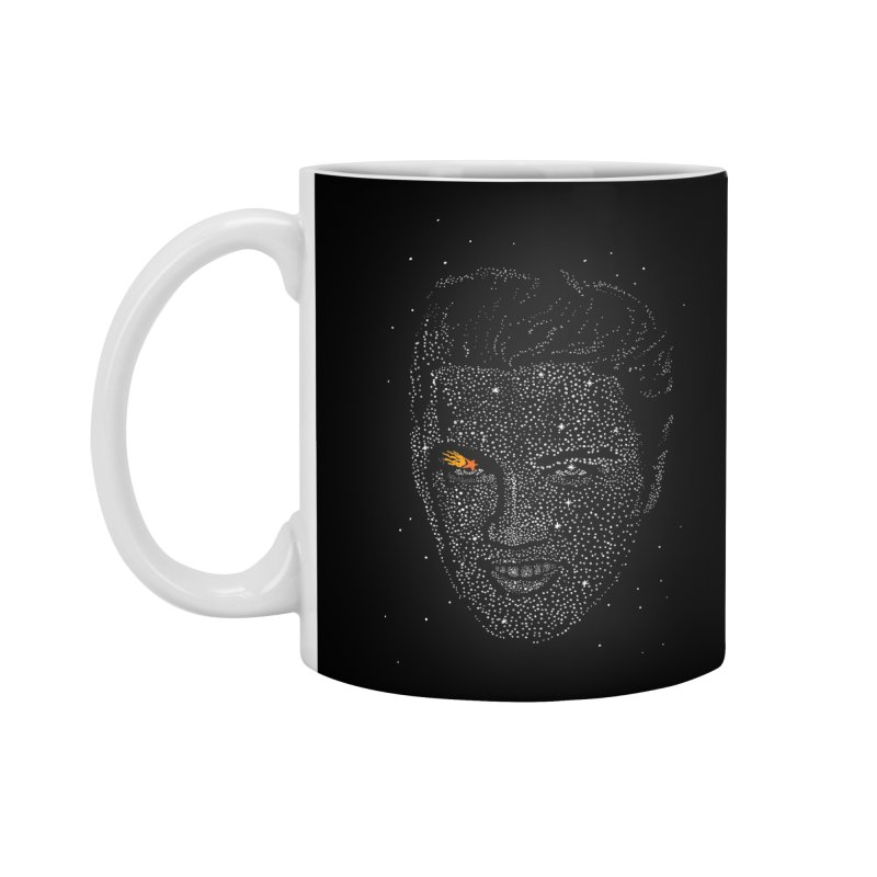 Elvis Superstar Accessories Mug by RL76