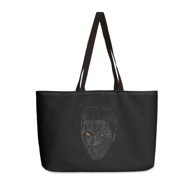 Elvis Superstar Accessories Weekender Bag Bag by RL76