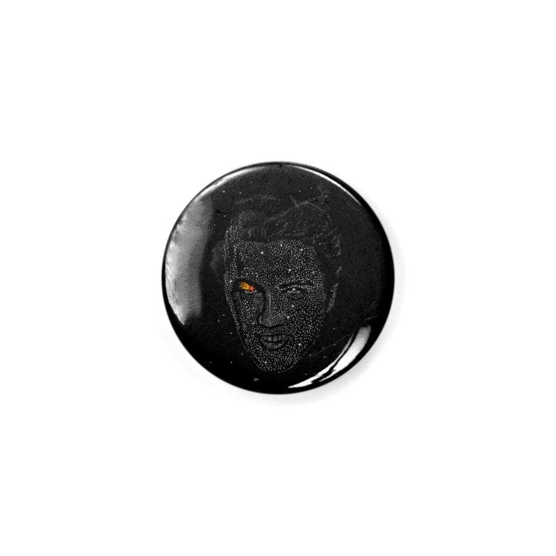 Elvis Superstar Accessories Button by RL76
