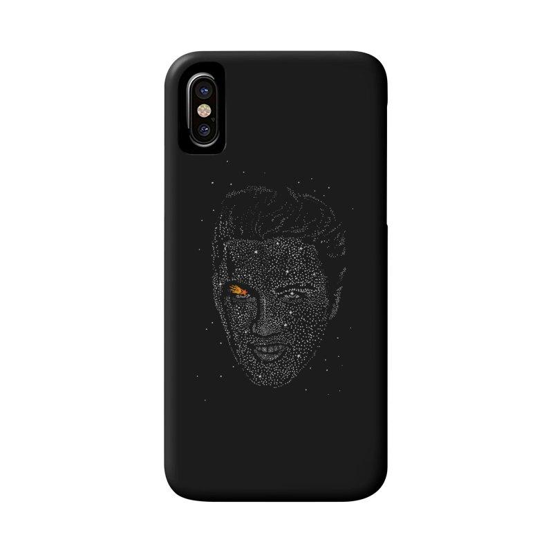 Elvis Superstar Accessories Phone Case by RL76
