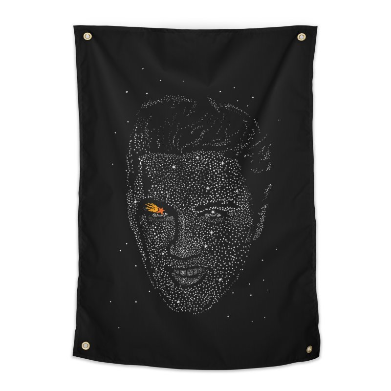 Elvis Superstar Home Tapestry by RL76