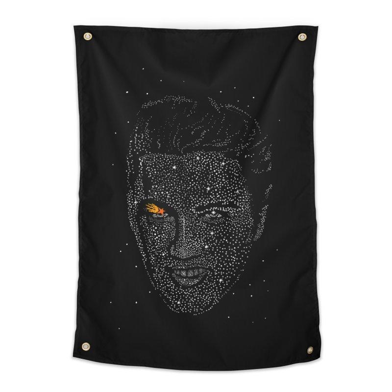 Elvis Superstar Home Tapestry by RL76