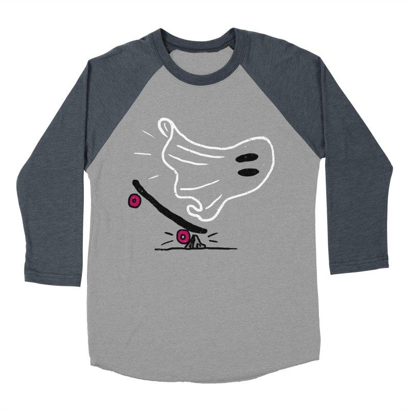 Just a weird scene # 30 Men's Baseball Triblend Longsleeve T-Shirt by RL76