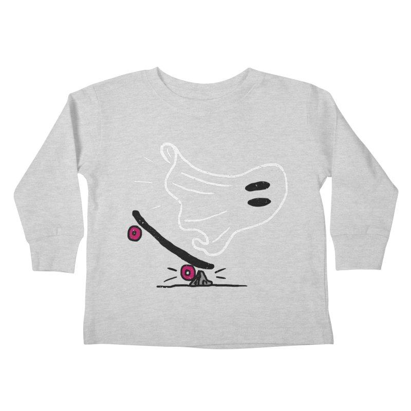 Just a weird scene # 30 Kids Toddler Longsleeve T-Shirt by RL76