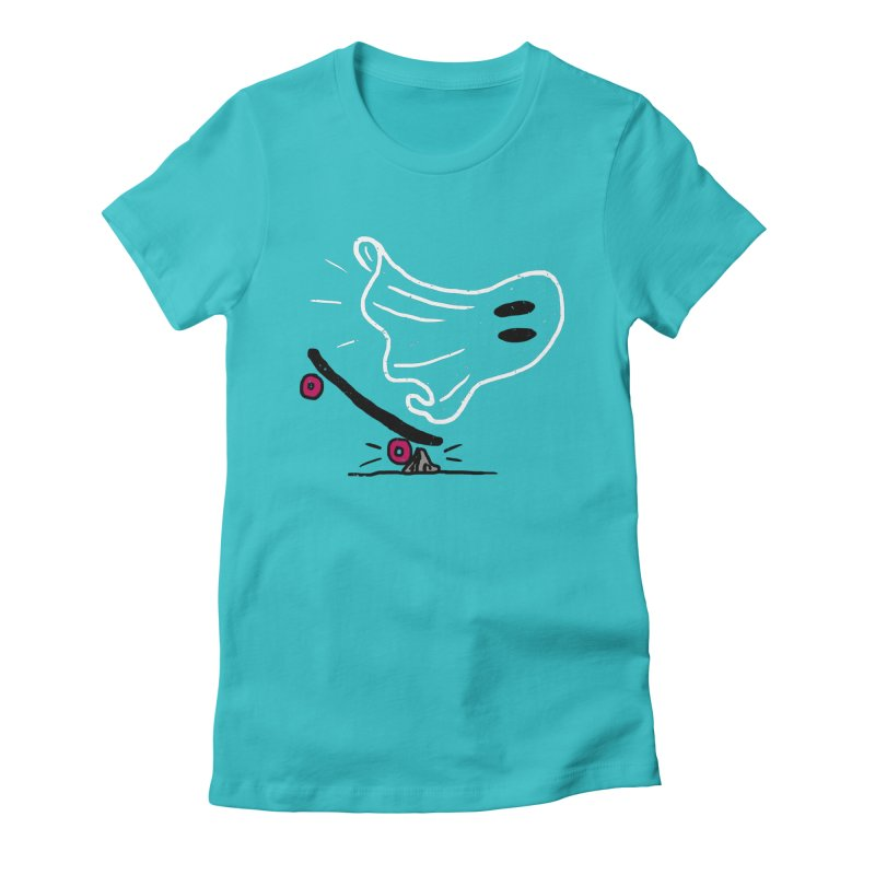 Just a weird scene # 30 Women's Fitted T-Shirt by RL76