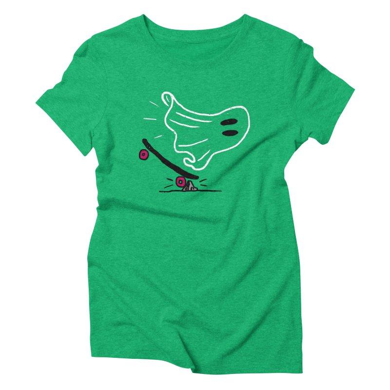 Just a weird scene # 30 Women's Triblend T-Shirt by RL76