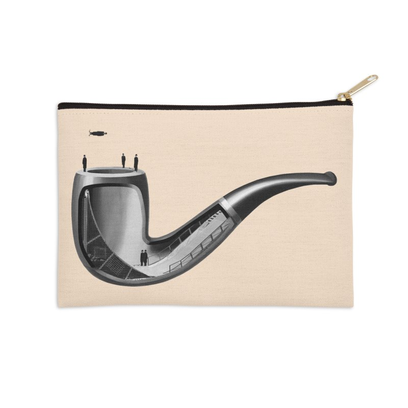 THIS IS NOT A HALFPIPE Accessories Zip Pouch by RL76