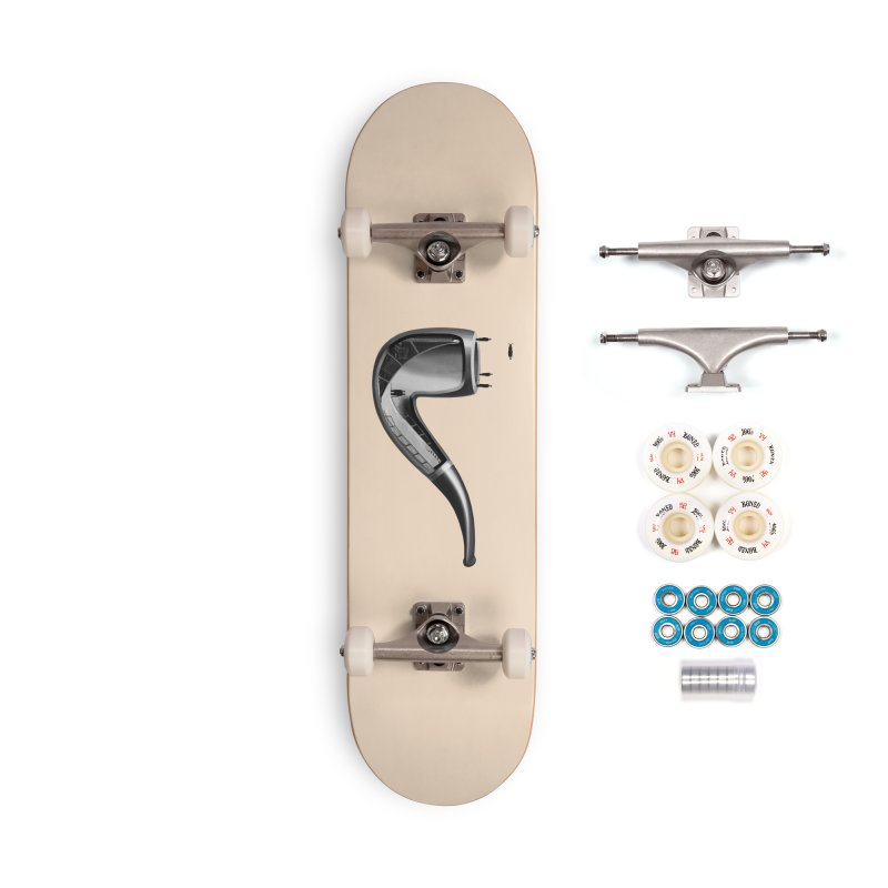THIS IS NOT A HALFPIPE Accessories Complete - Premium Skateboard by RL76