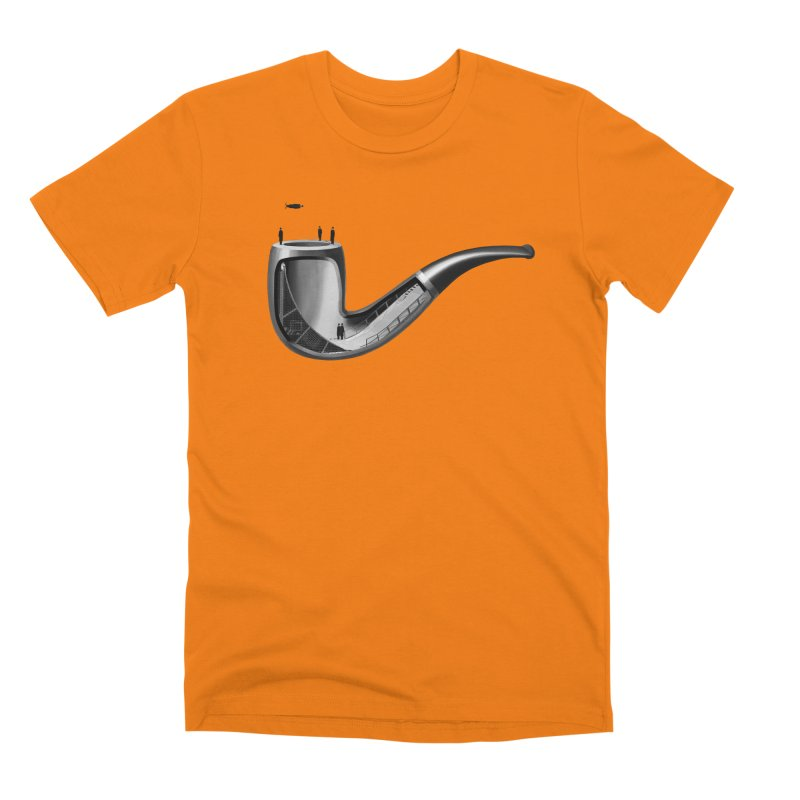 THIS IS NOT A HALFPIPE Men's Premium T-Shirt by RL76