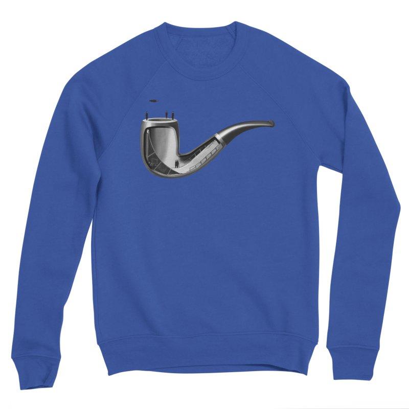THIS IS NOT A HALFPIPE Men's Sweatshirt by RL76