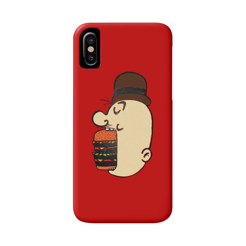 Say AHHHHHHHAMBURGER Accessories Phone Case by RL76