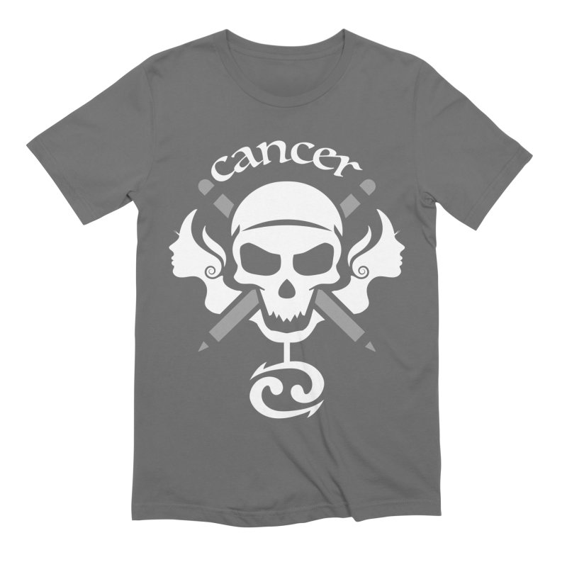 Cancer Men's T-Shirt by 5th5ea5on