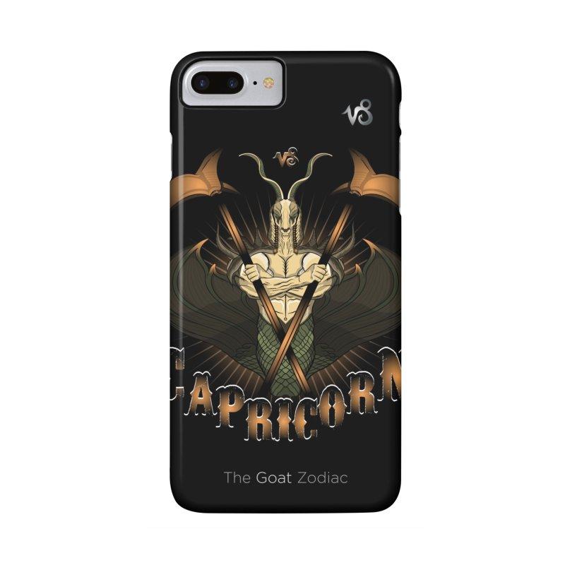 The Goat - Capricorn Spirit Accessories Phone Case by R Lopez Designs