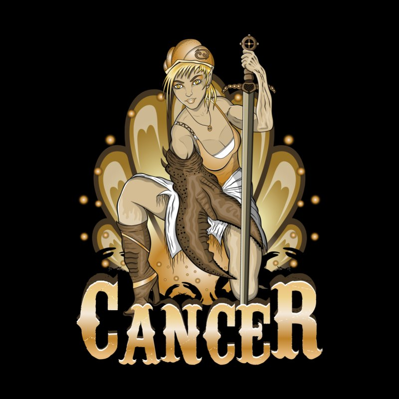 The Crab - Cancer Spirit by R Lopez Designs