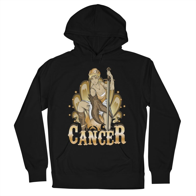 The Crab - Cancer Spirit Men's Pullover Hoody by R Lopez Designs