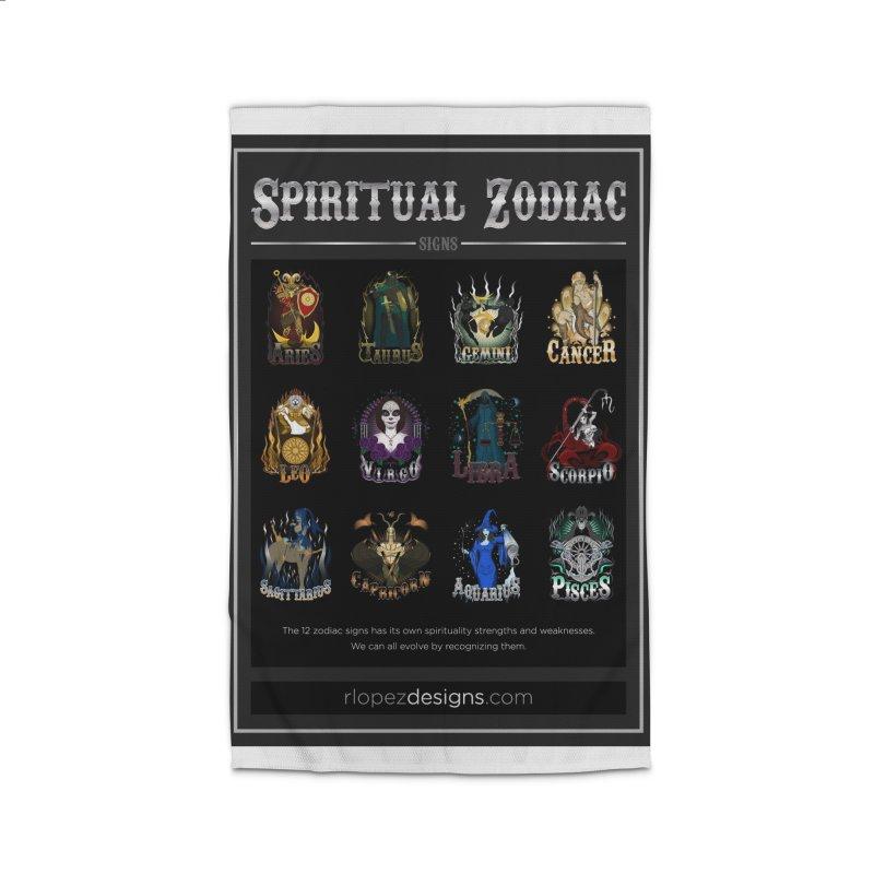 Spiritual Zodiac Signs   by rlopezdesigns