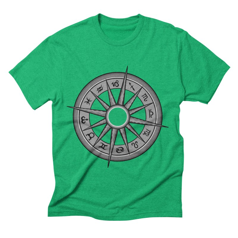 Astrology Zodiac Signs Men's by rlopezdesigns