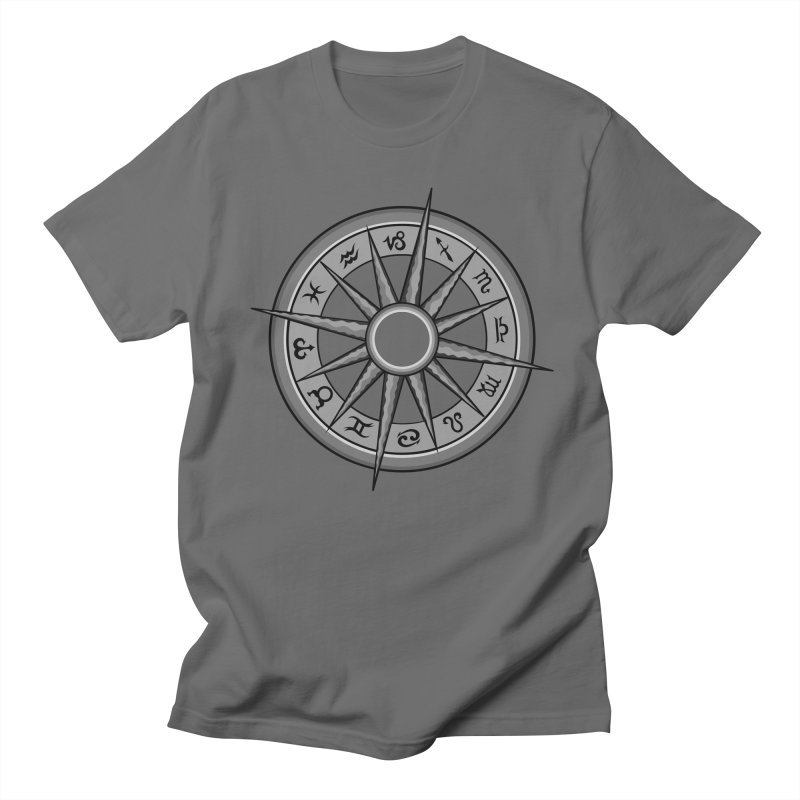 Astrology Zodiac Signs Men's Regular T-Shirt by R Lopez Designs