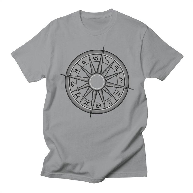 Astrology Zodiac Signs Women's Unisex T-Shirt by R Lopez Designs