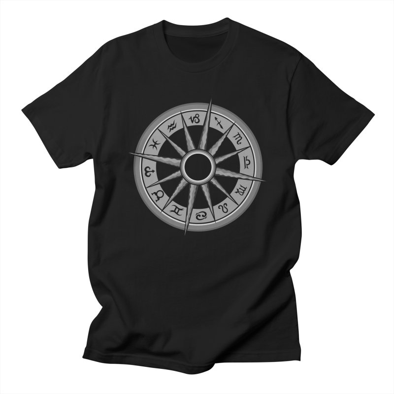 Astrology Zodiac Signs Women's Unisex T-Shirt by R Lopez Designs