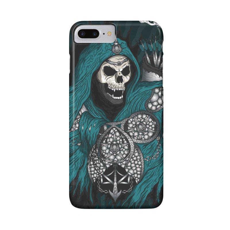 Underworld Archer of Death Accessories Phone Case by R Lopez Designs