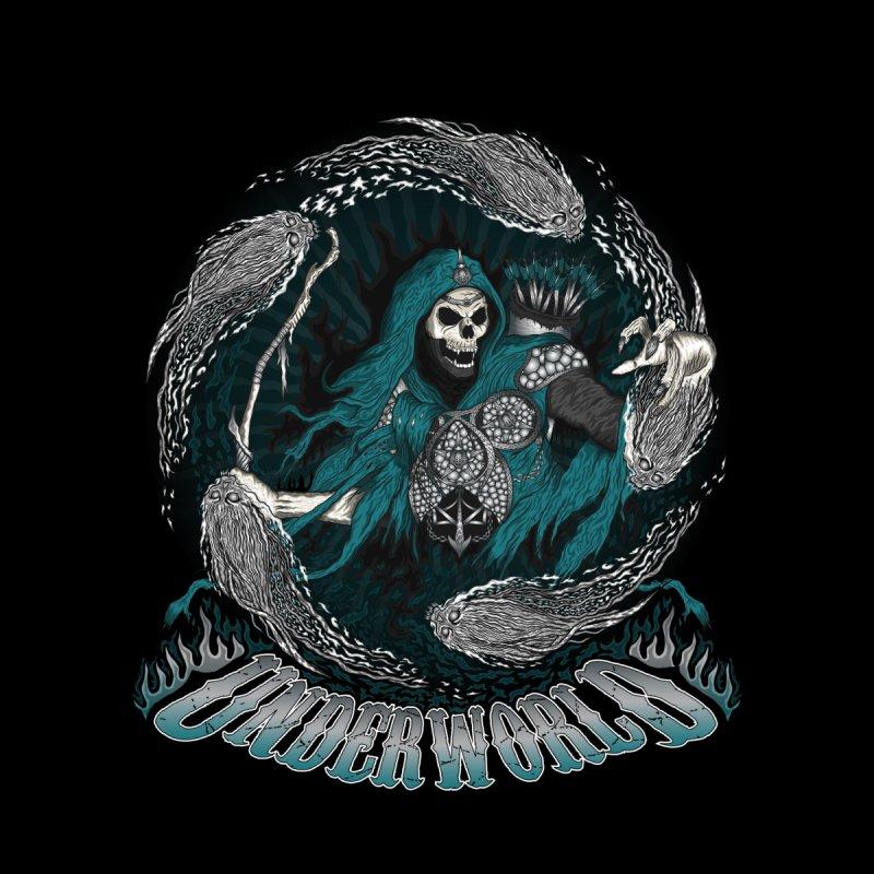 Underworld Archer of Death by rlopezdesigns