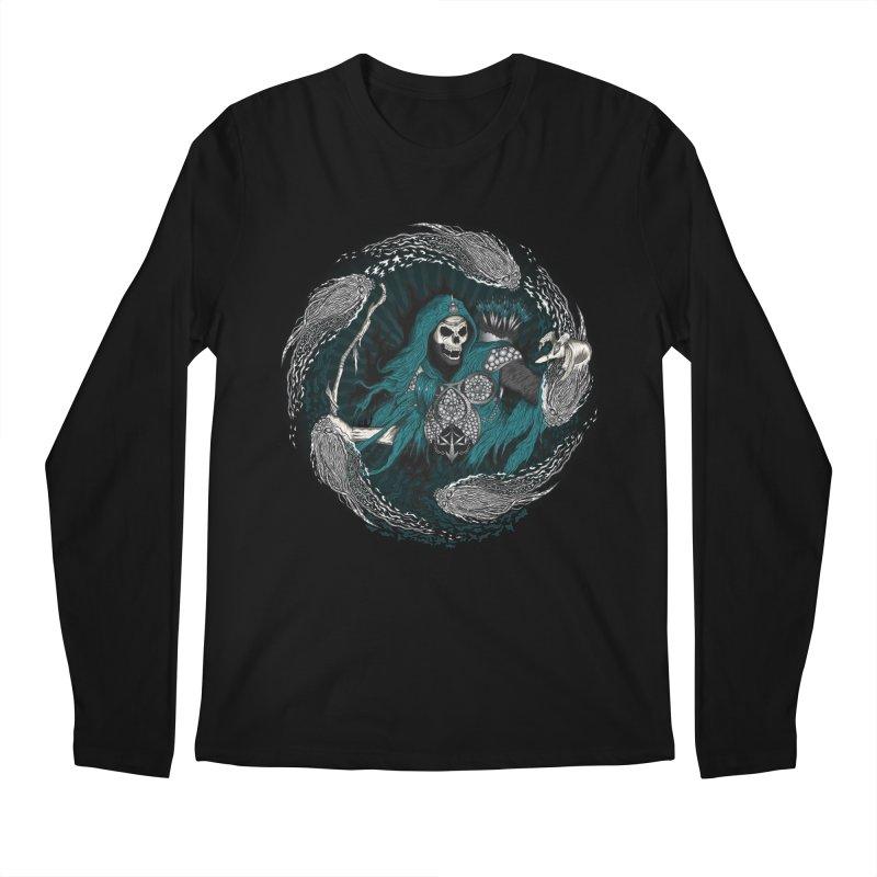 Underworld Archer of Death Men's Longsleeve T-Shirt by R Lopez Designs