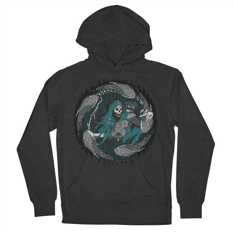 Underworld Archer of Death Men's French Terry Pullover Hoody by R Lopez Designs