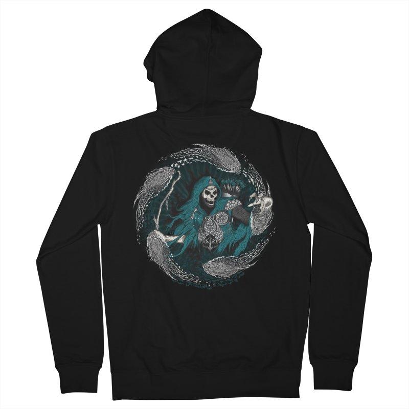 Underworld Archer of Death Men's Zip-Up Hoody by R Lopez Designs
