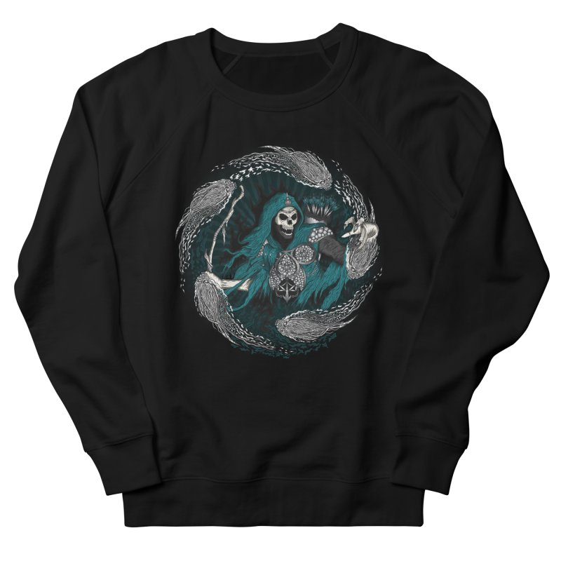 Underworld Archer of Death Women's French Terry Sweatshirt by R Lopez Designs