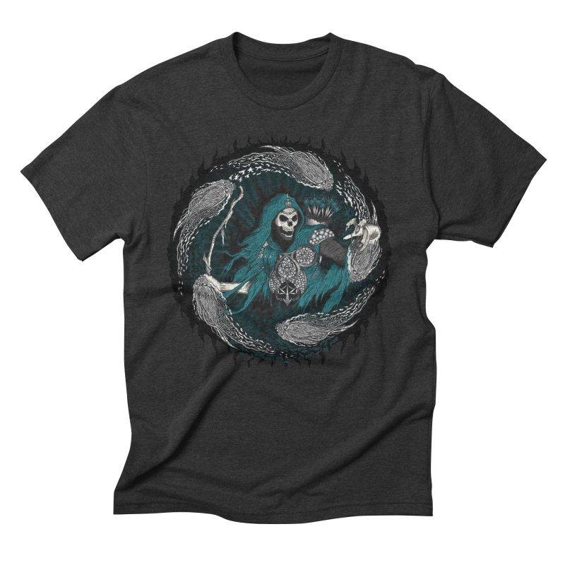 Underworld Archer of Death Men's Triblend T-Shirt by R Lopez Designs