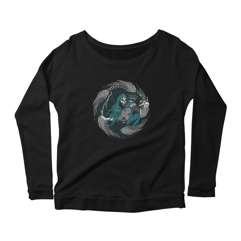 Underworld Archer of Death Women's Longsleeve T-Shirt by R Lopez Designs