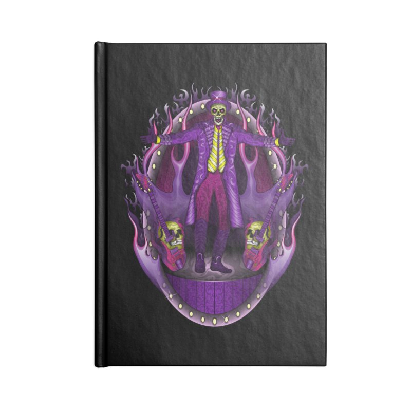 The Show Stopper Accessories Notebook by R Lopez Designs