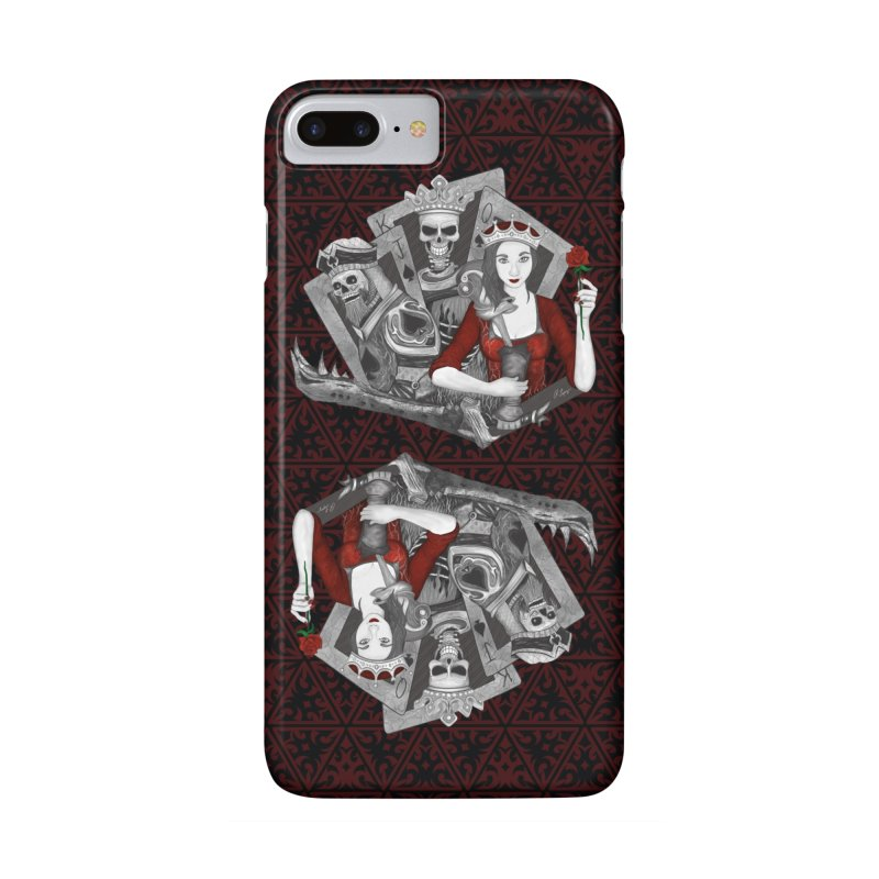 Royalty Love Accessories Phone Case by R Lopez Designs