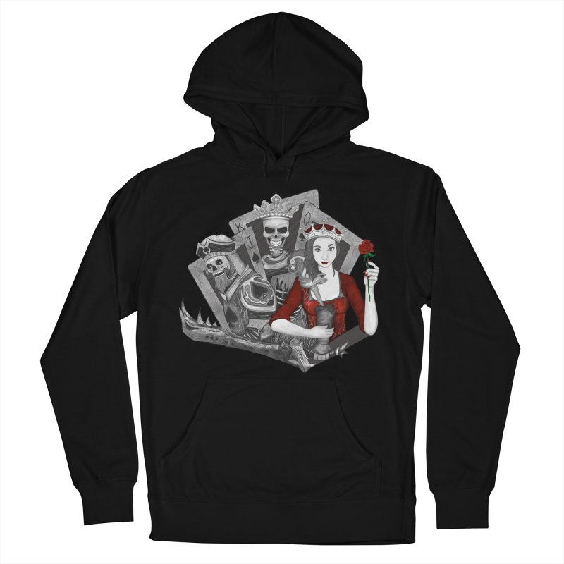 Royalty Love Men's Pullover Hoody by R Lopez Designs