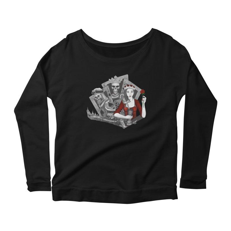 Royalty Love Women's Longsleeve T-Shirt by R Lopez Designs