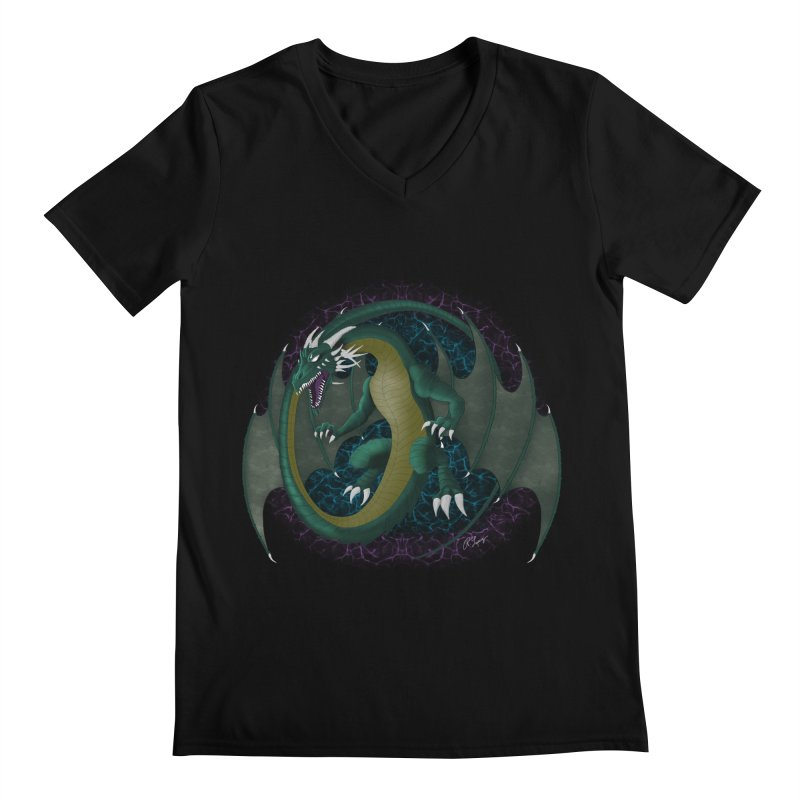 Electric Portal Dragon   by rlopezdesigns
