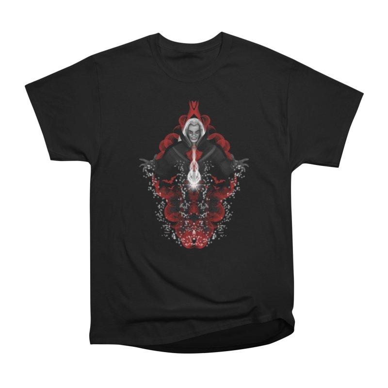 A Vampire Quest Men's T-Shirt by R Lopez Designs