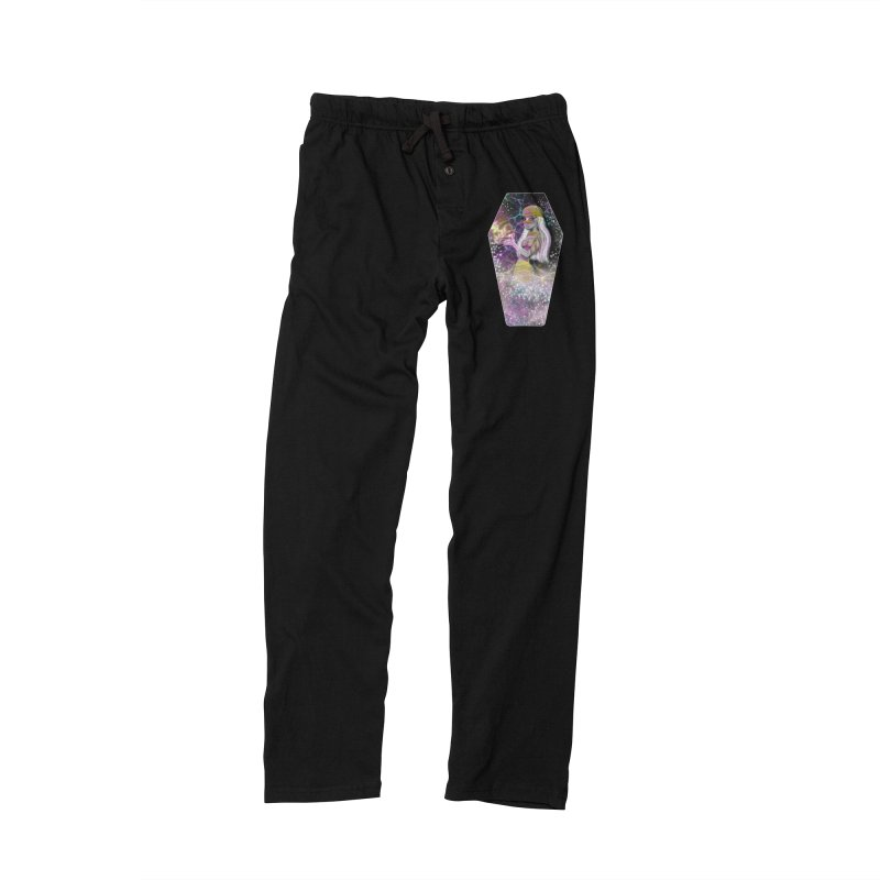 Electric Mummy Women's Lounge Pants by R Lopez Designs