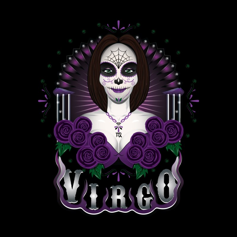 The Virgin - Virgo Spirit by R Lopez Designs