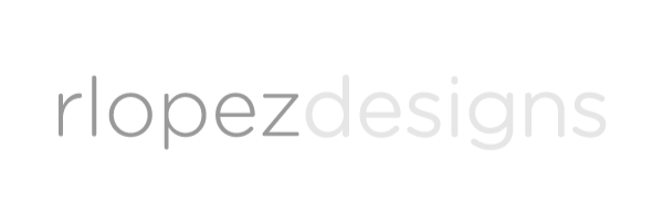 R Lopez Designs Logo
