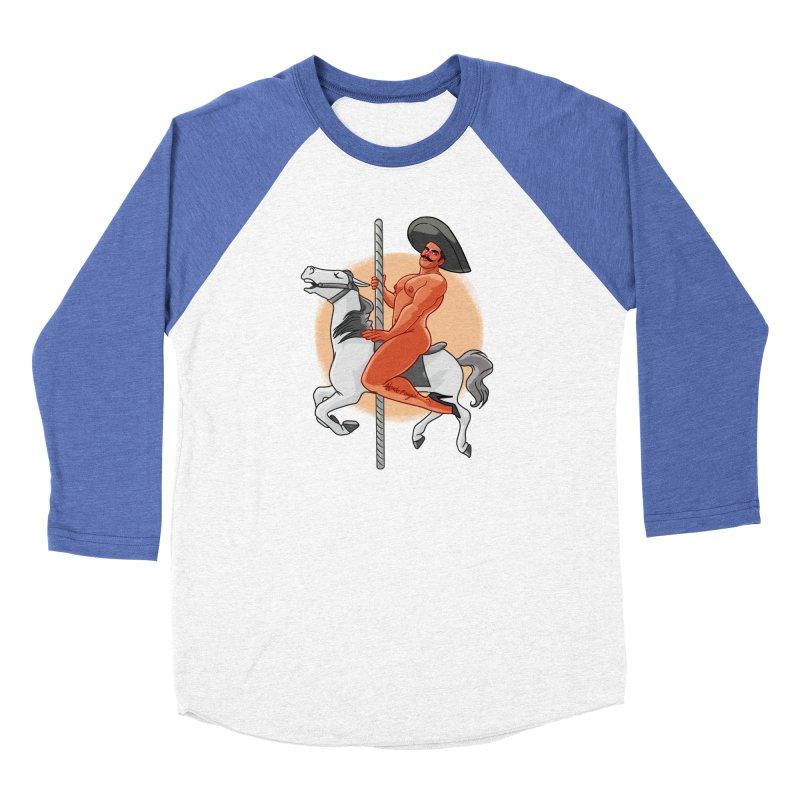 Queer Zapata Men's Longsleeve T-Shirt by Alfredo Roagui